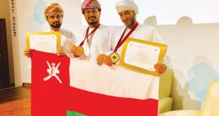 Oman gets top honours at Doha innovation competition