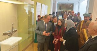 Oman guest of honour at 80th anniversary of Belarus museum