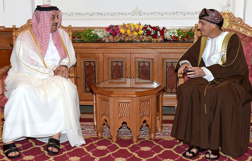 Sayyid Fahd, Qatari Deputy PM review regional issues