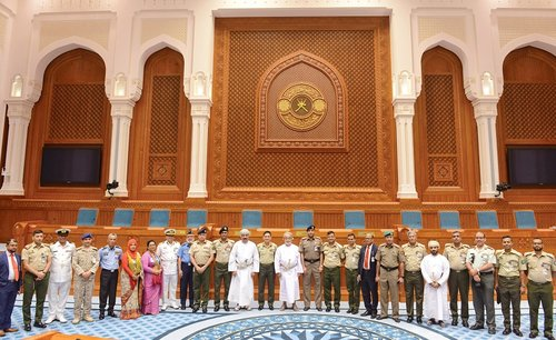 State Council receives Bangladeshi National Defence College delegation