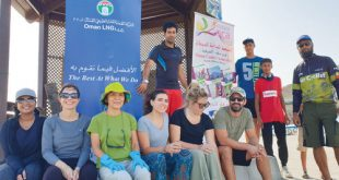 Sur clean-up campaign attracts citizens, expatriates to its fold