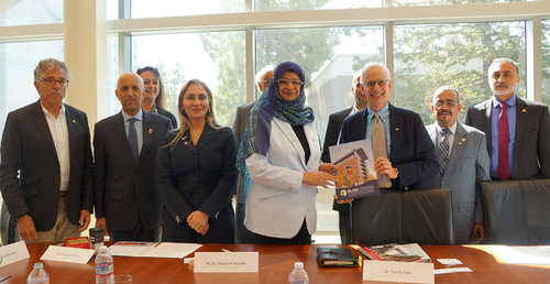 UC Berkeley to set up regional centre in Oman
