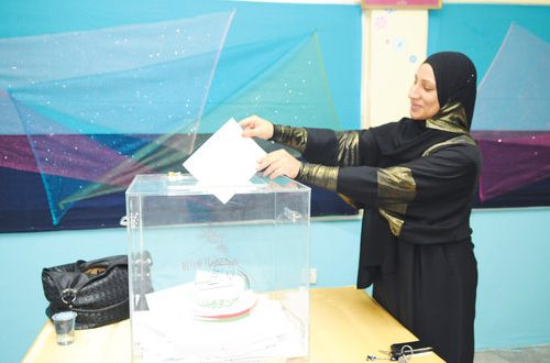 Women urged to participate in Shura elections in a big way
