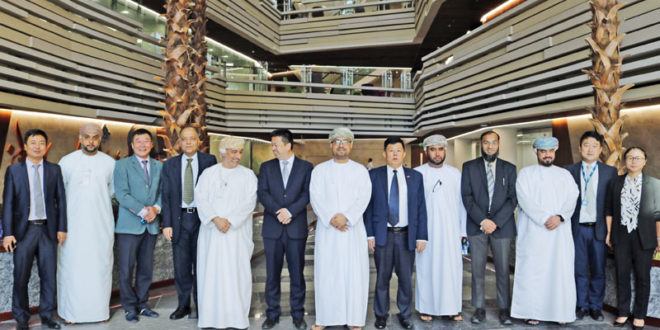 NBO signs long-term credit facility deal with Duqm Material Market