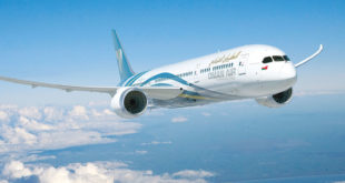 Oman Air soars in fuel thrift