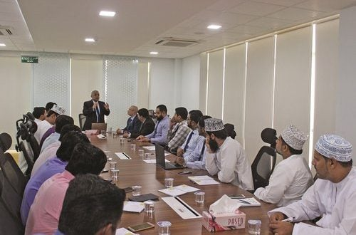 A'Saffa Foods conducts workshops for management and executive staff