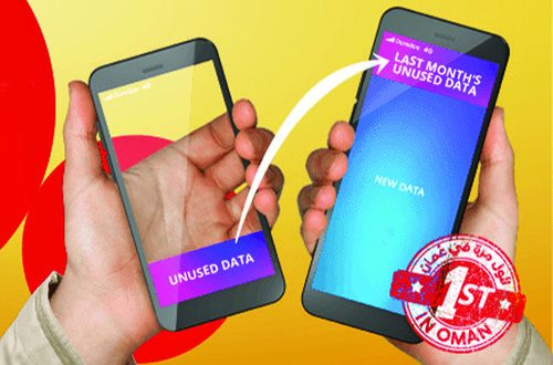 Ooredoo Oman continues to offer 'Data Rollover' to Shahry customers