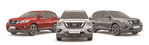 All-new Pathfinder 2018 now available at affordable EMI