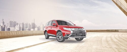 Attractive offers from Mitsubishi on Outlander till February 9