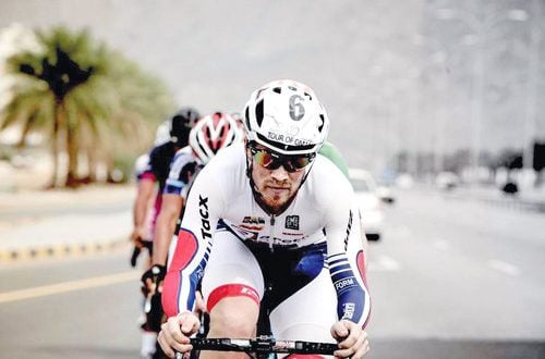 British cyclist to set new world record in Oman