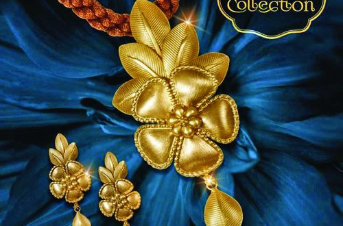 SeaPearls launches alluring collection of antique gold sets