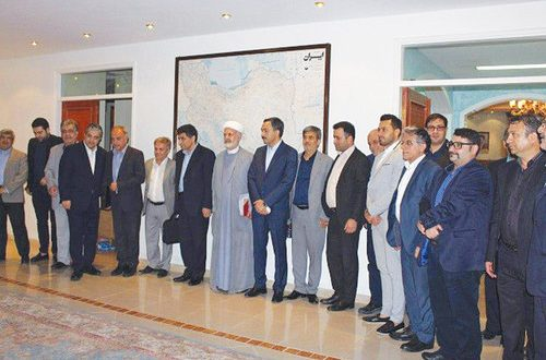 Iranian airline resumes Muscat flights from Kish after a year