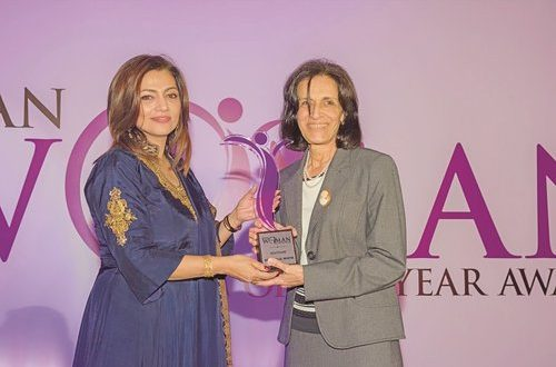 Muscat Private Hospital's senior consultant Dr Majida honoured as Woman of the Year