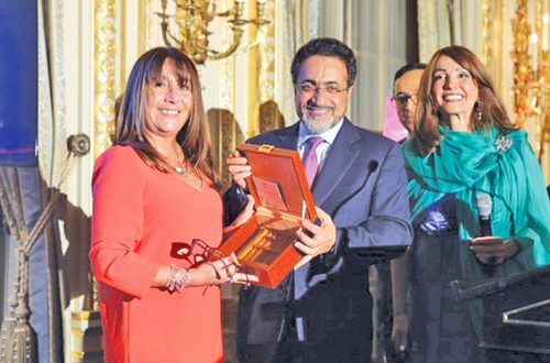 Oman Air France recognised for its contribution to tourism