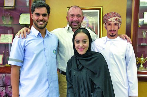 Oman Cables provides international training, global experience to Omani graduates
