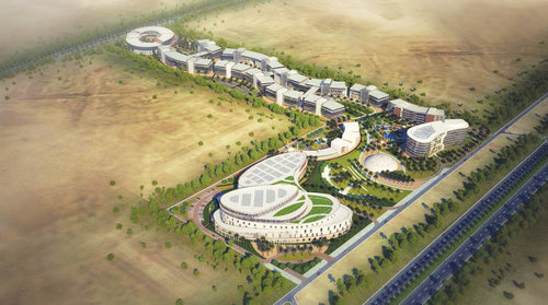 Oman International Exhibition Centre to pave way for MoCI headquarters, mixed-use real estate project
