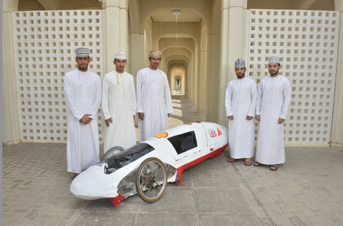 Two Omani teams set to compete at Eco-marathon race in Singapore