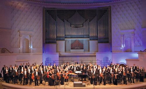 Russian National Orchestra to perform at ROHM on April 4, 5