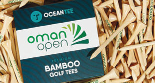 Sustainability at the heart of 2020 Oman Open